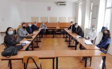 """Visoka škola Ivanić-Grad i Veleučilište """"Lavoslav Ružička"""" u Vukovaru – nastavljaju suradnju."""